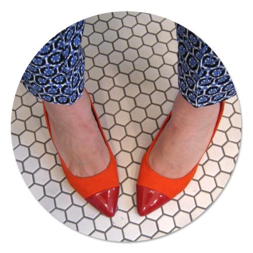orangeshoes